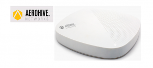 aerohive wifi ap with USB type BLE Scanner